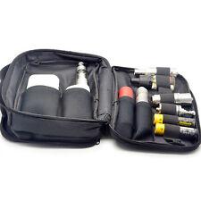 New Double-deck Vape Pocket Kit Bag for RTA RBA RDA Mods DIY Tool Carry Bag Case