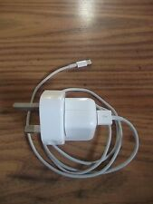 Genuine APPLE Teléfono/IPAD 6,5,5s, I MAINS A1357 10 W y Cable Lightning