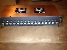 Passive Summing Mixer 16  Channel With Jensen Transformers. Made To Order .