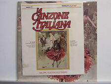MILLY GIORGIO CONSOLINI OSCAR CARBONI MILVA disco LP CANZONE ITALIANA 2 sealed