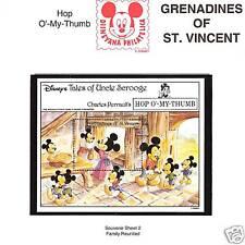 ST. VINCENT # 977 MNH DISNEY FAMILY REUNITED
