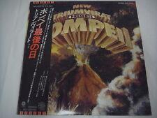 TRIUMVIRAT-Pompeii JAPAN 1st.Press w/OBI Pink Floyd EL&P Genesis Scorpions Rush