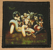 "CELTIC FROST ""EMPEROR'S RETURN"" silk screen PATCH"