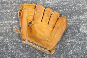 Vintage HOLLANDER Boy Model 1081 Baseball Glove Youth Little League Mitt  JAPAN
