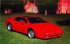 Postcard Lotus Esprit Turbo SE