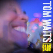 Tom Waits : Bad As Me CD Deluxe  Album 2 discs (2011) FREE Shipping, Save £s