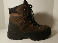 Thom McAn Weatherproof Performance Leather Boots Sven Brown Thinsulate Size: 11