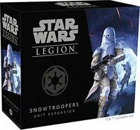 Snowtroopers Unit Expansion Star Wars: Legion FFG NIB