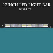 """Ultra-thin 312W 22inch Led Light Bar Combo Driving Lamp Car Truck Offroad 20"""" US"""