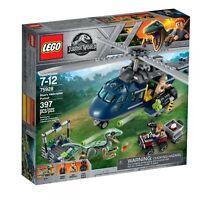 LEGO® Jurassic World 75928 Blue's Hubschrauber-Verfolgungsjagd - NEU / OVP