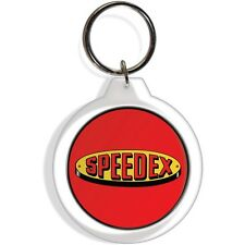 Speedex lawn mower Tractor Farm Garden Rider Mower Keychain Key Ring Chain gift