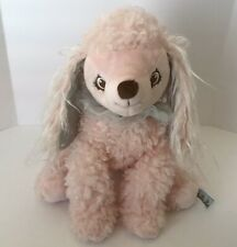 "Bunnies By The Bay Pink Poodle ""Fifi Poodell"" Plush Stuffed Animal 15"""