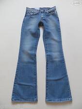 Levi's® 529 Bootcut Jeans Hose, W 31 /L 34, NEU ! Faded Denim mit TOP Waschung !