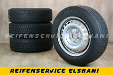 VW Winterräder 16 Zoll für VW T5 T6 mit Pirelli Reifen mit 9,5 mm Profil DOT17