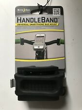 Nite Ize HandleBand Black Cycling Phone Mount