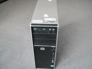 HP Z400 Xeon X5670 PC 18Gb 240Gb SSD 1Tb GeForce GT 430 [*i7-4770]