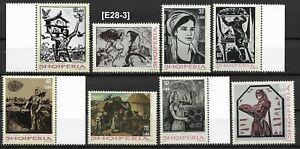 [E28-3] Albania 2018 Grafic Art MNH
