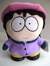 "South Park 1998 WENDY TESTABURGER 9"" plush Fun4All Toy Doll Figure EUC Blue Tag"