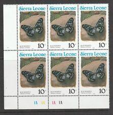 Sierra Leonean Stamp Blocks (1808-1961)