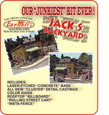 Bar Mills Jack's Backyard HO Kit 0542