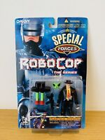 Vintage  ROBOCOP PUDFACE MORGAN by Island Toys - Special Forces Very Rare