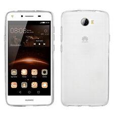 Funda Carcasa Gel Ultrafina TRANSPARENTE para Huawei Y5II/ Y5 2/ Honor 5