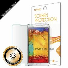 3x Anti-Scratch Clear Screen Protector Cover For Samsung Galaxy Note 3 III N9000