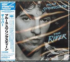 BRUCE SPRINGSTEEN-THE RIVER (REMASTER)-JAPAN 2 CD F83
