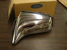 NOS OEM Ford 1983 1986 Thunderbird + Mercury Cougar Chrome Mirror 1984 1985 XR7