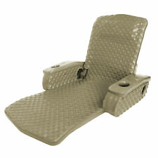 TRC Texas Rec Super Soft Adjustable Recliner Bronze Pool Floating Chair 6400018