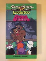 Scooby-Doo and the Ghoul School VHS - Hanna-Barbera 90 Minute Movie - 1989