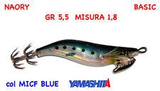 NAORY YAMASHITA LIGHT EGING MIS 1.8 BASIC - MICF TOTANARA BLU