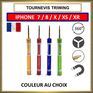 TOURNEVIS TRIWING Y 0.6 REPARATION OUTILS IPHONE 7 / 8 / X / PLUS / APPLE WATCH