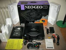 NEO GEO CD TOP LOADING CONSOLE JAP IMPORT!