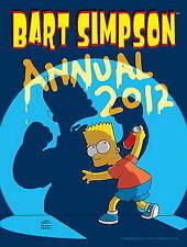 Bart Simpson: Annual 2012 (Annuals 2012), Matt Groening , Acceptable   Fast Deli