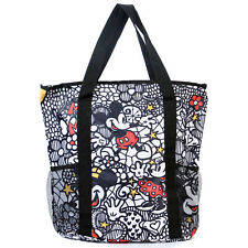 Disney Mickey & Minnie Mouse Large Tote Bag