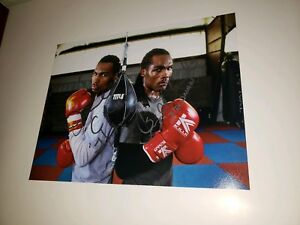 JERMALL AND JERMELL CHARLOSIGNED 11x14  PICTURE