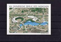 BRD - Block 7 - Olympische Spiele 1972 München - Postfrisch