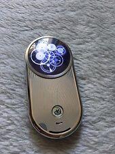 Motorola AURA - Silver (Unlocked) Cellular Mobile Phone READ DESCRIPTION