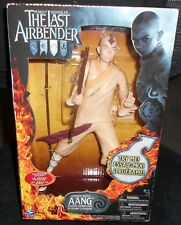 AVATAR - THE LAST AIRBENDER - AANG ULTIMATE BATTLE ACTION FIGURE -  UNOPENED