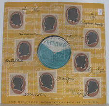"BEETHOVEN KLAVIERKONZERT NR. 5 EDWIN FISCHER WILHELM FURTWÄNGLER 12"" LP (f295)"