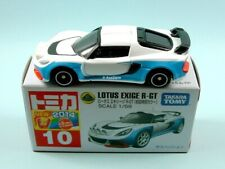 TOMICA / #10 - Lotus Exige R-GT (White) - Mint in box.