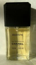 Chanel EGOISTE Eau De Toilette 100 ml / 3.4 fl. oz. Old Formula RARE