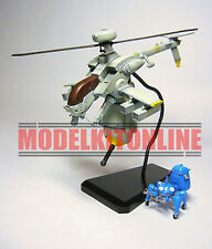 ATH-29 JIGABACHI HELICOPTER GHOST IN THE SHELL UNPAINTED RESIN FIGURE MODEL KIT