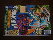 Marvel Premiere #38 VG/F Lord Of The Rings