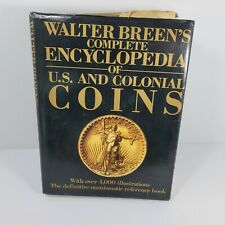 Walter Breens Complete Encyclopedia of US and Colonial Coins Pre Owned Condition