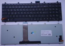 Clavier MSI ms-16f3 gt60 gt780 dxr-i7810blw7 éclairage LED rétroéclairage Keyboard