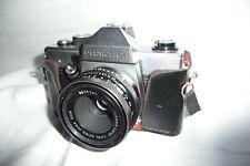 Camera PRAKTICA MTL5 & CARL ZEISS 1:2.8 50mm lens ... E3