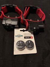 New listing (2)PetSafe Shock Collar Receiver Rfa-423 2 Extra BatteriesPif-275-19 If 300