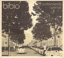 BIBIO - AMBIVALENCE AVENUE (2009 EXPERIMENTAL FOLK CD DIGIPACK)